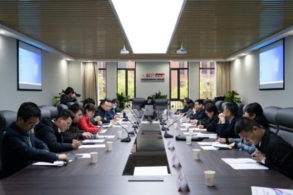 陕西省政协副主席杨冠军一行来校调研